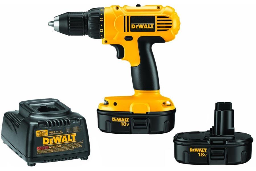 DeWALT DC970K 2 drill
